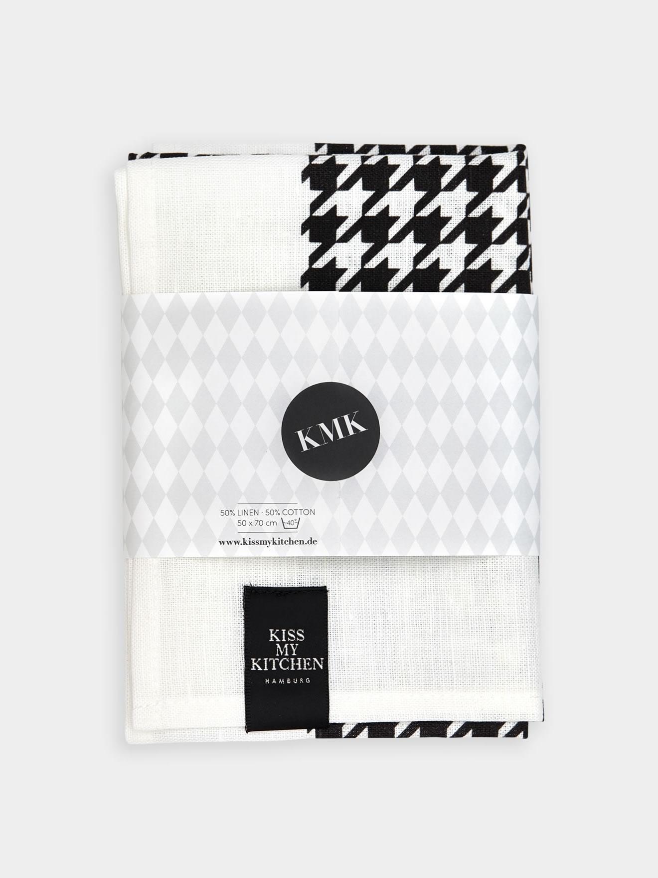 geschirrtuchhahn white black kiss my kitchen. Black Bedroom Furniture Sets. Home Design Ideas