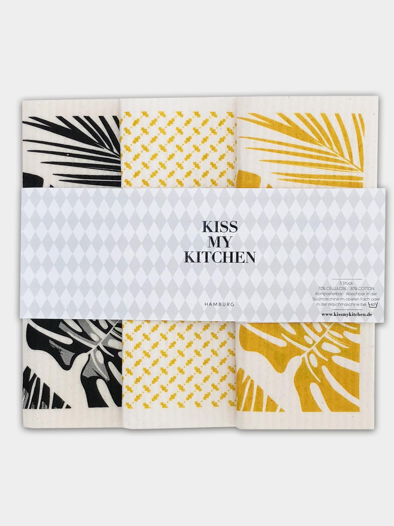 3 schwammt chermalibu kiss my kitchen. Black Bedroom Furniture Sets. Home Design Ideas